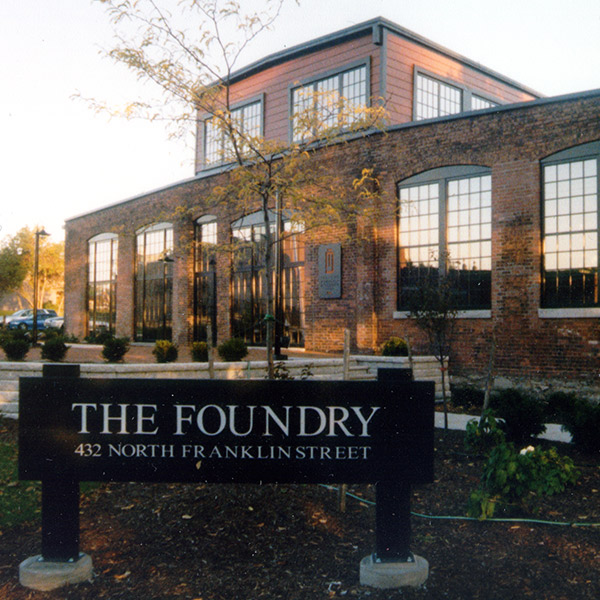 MCK Building Associates The Foundry Syracuse