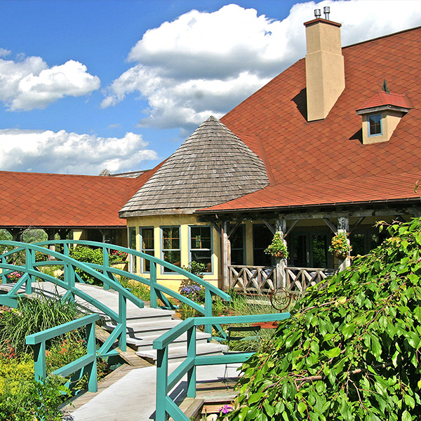 MCK Building Associates Mirbeau Inn & Spa Skaneateles
