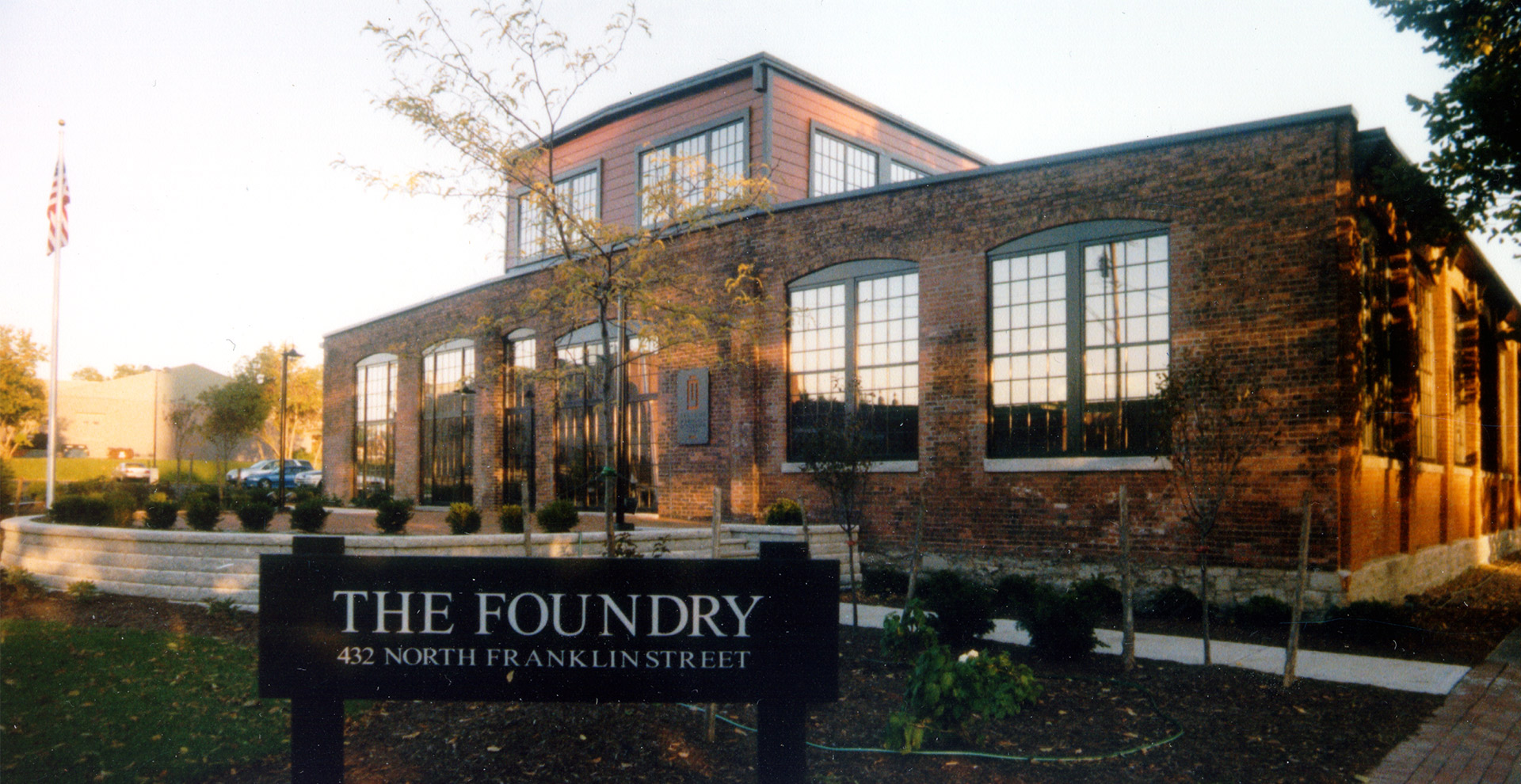 MCK Building Associates The Foundry Syracuse