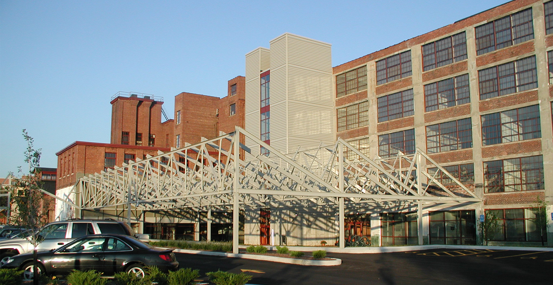 MCK Building Associates Lofts at Franklin Square