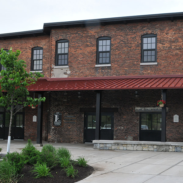 MCK Building Associates Stevedore Lofts Oswego
