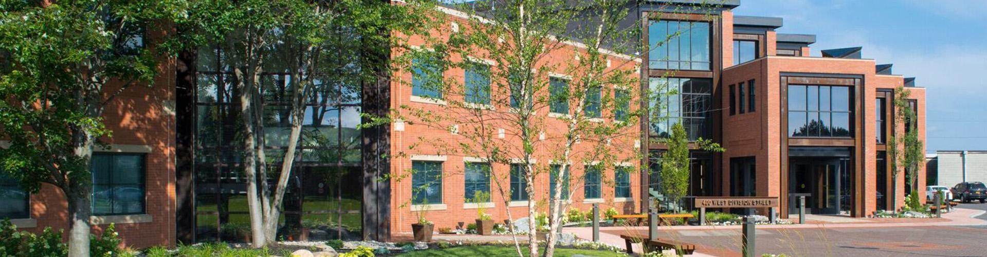 MCK Building Associates Rapid Response Office Building