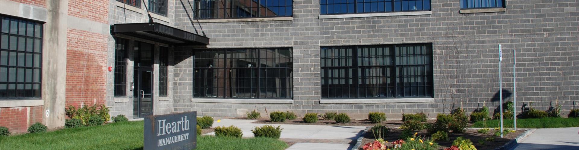 MCK Building Associates Historic Camillus Mills